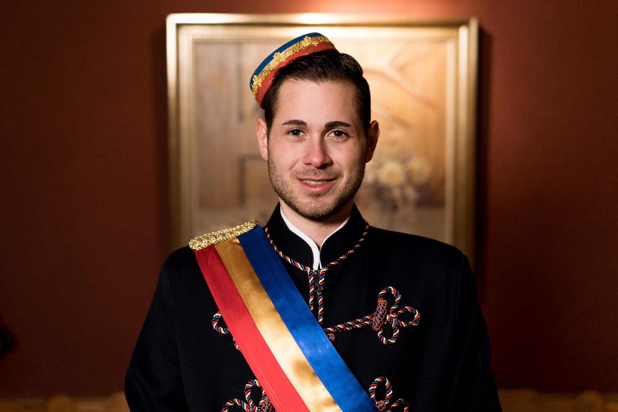 Johannes Allgäuer v/o Felix