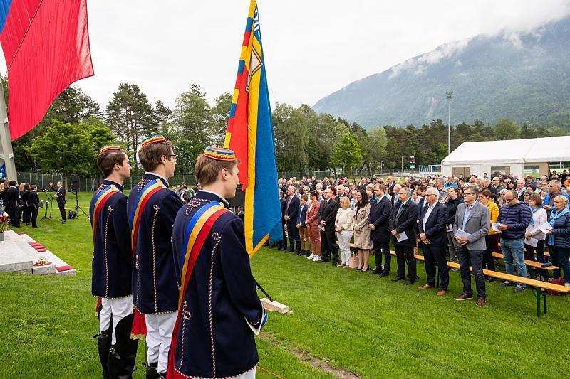 Eröffnung des Liechtenstein Wegs im Rahmen der 300-Jahr-Feier