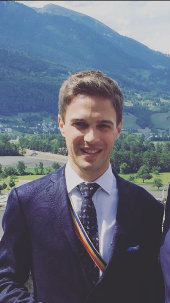 Vizepräsident: David Meier MLaw v/o Jaris